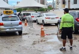 IMUNIZAÇÃO: PMJP vai vacinar agentes da Semob e Guarda Municipal nesta segunda-feira