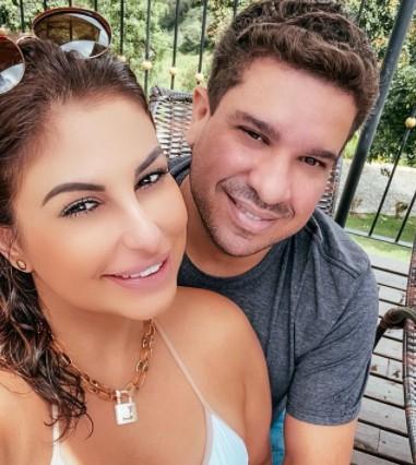 cantora sertaneja - Cantora sertaneja e namorado são encontrados mortos, policia suspeita que ele tenha cometido suicídio após assassiná-la