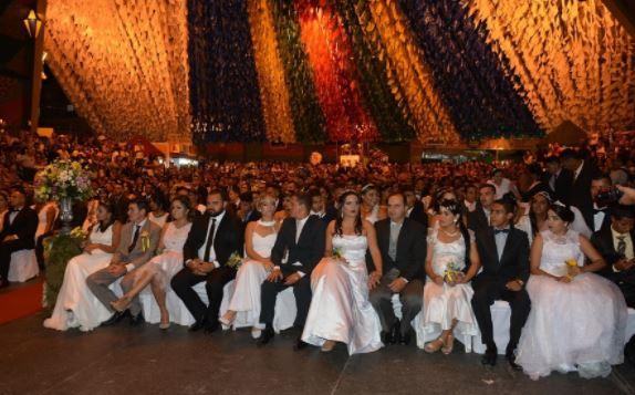 casaen - Inscrições para o Casamento Coletivo 2021 de Campina Grande, encerram nesta terça-feira (27)