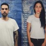 casal - Monique Medeiros, mãe do menino Henry, é isolada com Covid em hospital penitenciário