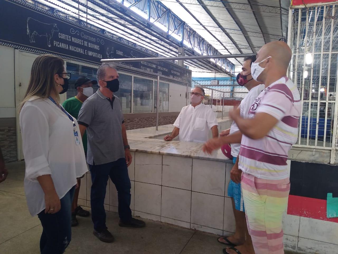 comerciantes - Mercado da Carne e feira livre de Patos funcionarão normalmente no Dia do Trabalho
