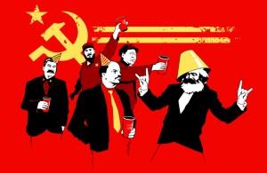 """comunista 300x195 - O termo """"comunista"""" como xingamento - Por Rui Leitão"""