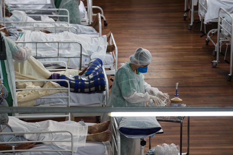 covid 19 mortes - Com 2.616 mortes nas últimas 24 horas, Brasil ultrapassa os 350 mil óbitos por Covid-19