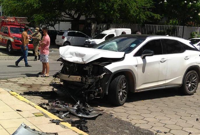 csm WhatsApp Image 2021 04 26 at 10.35.46 c678c45123 - Motorista foge após bater em outro carro e deixar mulher desacordada na orla de JP