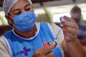 Seguindo cronograma, João Pessoa interrompe vacinação da Covid-19 neste domingo