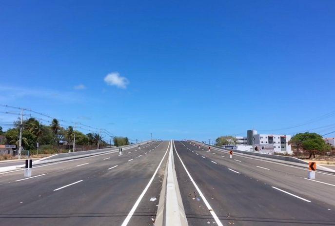 csm viaduto dnit f13783276a - Trânsito será liberado em viadutos na BR-230, em Cabedelo