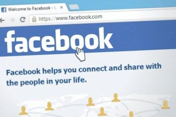 Principal rede social dos EUA, Facebook terá menor crescimento da história em 2021, diz site