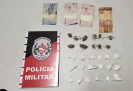 Polícia Militar encerra nova festa clandestina e apreende adolescente de 14 anos com drogas