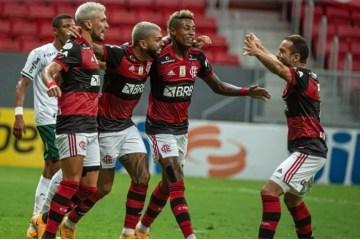 Gabigol, Arrascaeta e Bruno Henrique colocaram Flamengo em outro patamar