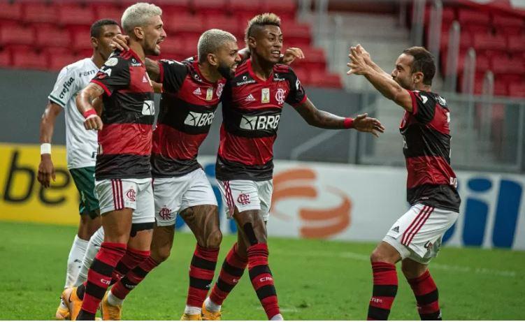 fla 1 - Gabigol, Arrascaeta e Bruno Henrique colocaram Flamengo em outro patamar