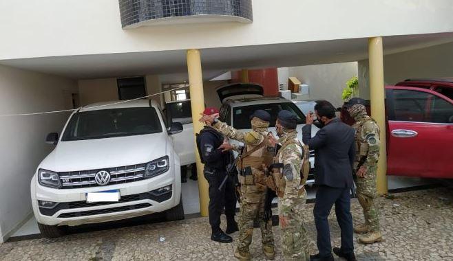 fs - Veículos apreendidos na Operação Calvário serão usados pelas forças de Segurança da Paraíba