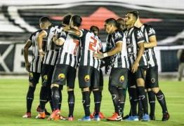 CAMPEONATO PARAIBANO: Botafogo-PB quebra tabu de quatro jogos e vence o Treze