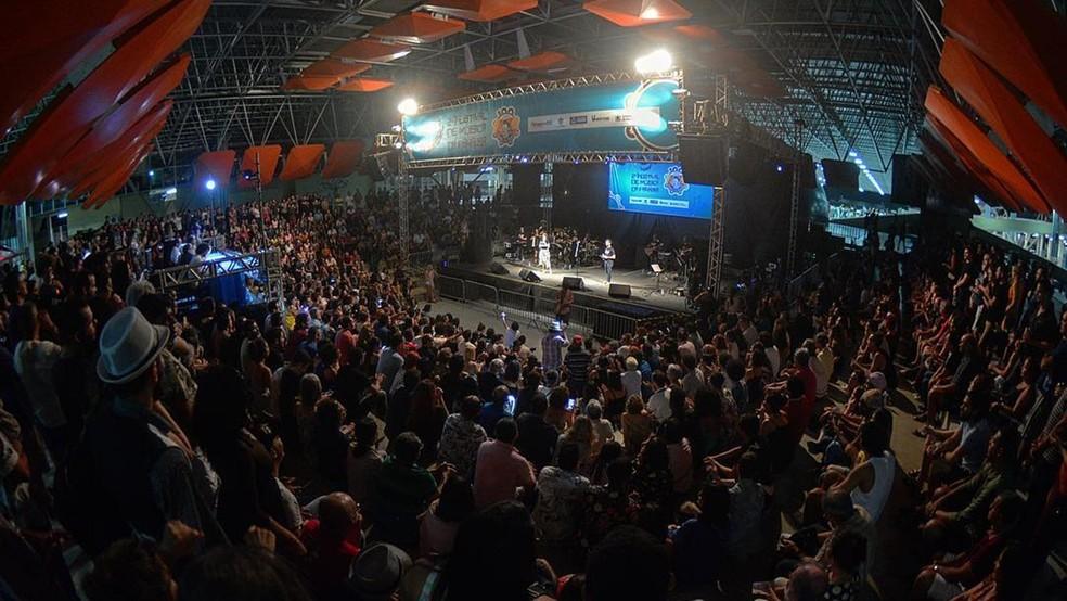 ii festival de musica da paraiba foi realizado no espaco cultural jose lins do rego em joao pessoa - Inscrições para o IV Festival de Música da Paraíba começam nesta sexta-feira