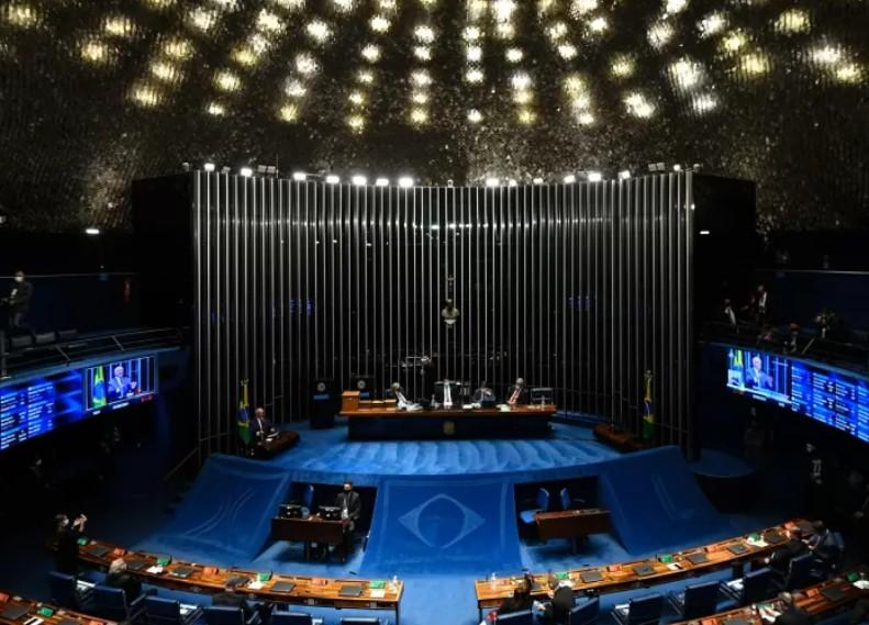 imagem 2021 04 29 221220 - Senado aprova quebra temporária de patentes para combate à covid