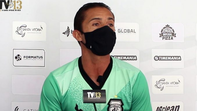 kleiton domingues treze e1619518332781 678x381 1 - Meia do Treze mostra preocupação com gramado, mas quer vitória fora contra o São Paulo Crystal