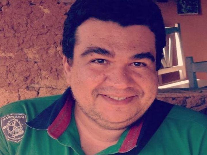 marcelo - Radialista Marcelo Vilar morre após sofrer complicações da Covid-19