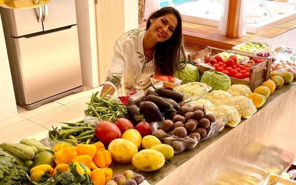 """mayra cardi jejum sete dias reproducao instagram fixed large - Mayra Cardi faz jejum de 7 dias e é acusada de incentivar distúrbios alimentares: """"falta de respeito com os nutricionistas"""" - VEJA VÍDEO"""