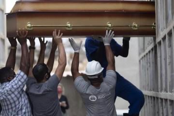mortes - Com piora da pandemia, mundo chega a 3 milhões de mortes por covid-19