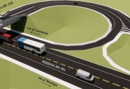 Governador João Azevêdo anuncia início de obras de construção do Arco Metropolitano de Campina Grande