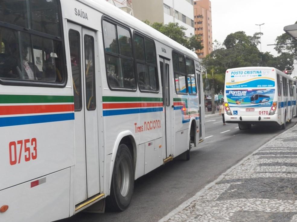 onibus cg - Governo do Rio Grande do Norte zera ICMS para transporte público em Natal e Sintur-JP avalia que modelo deveria ser implementado na Paraíba