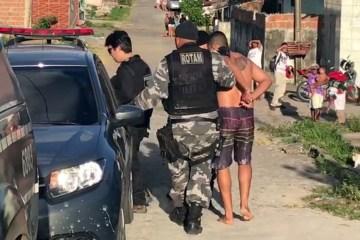 operacao liberdade santa rita alto das populares - HOMICÍDIOS E TRÁFICO: Operação conjunta cumpre mandados de prisão e busca e apreensão em Santa Rita