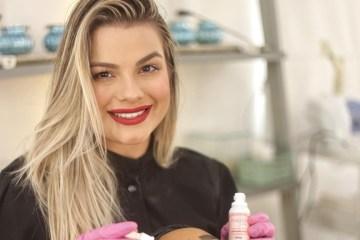rafaela  - Blogueira suspeita de vender cosméticos falsificados para todo o país é solta pela polícia