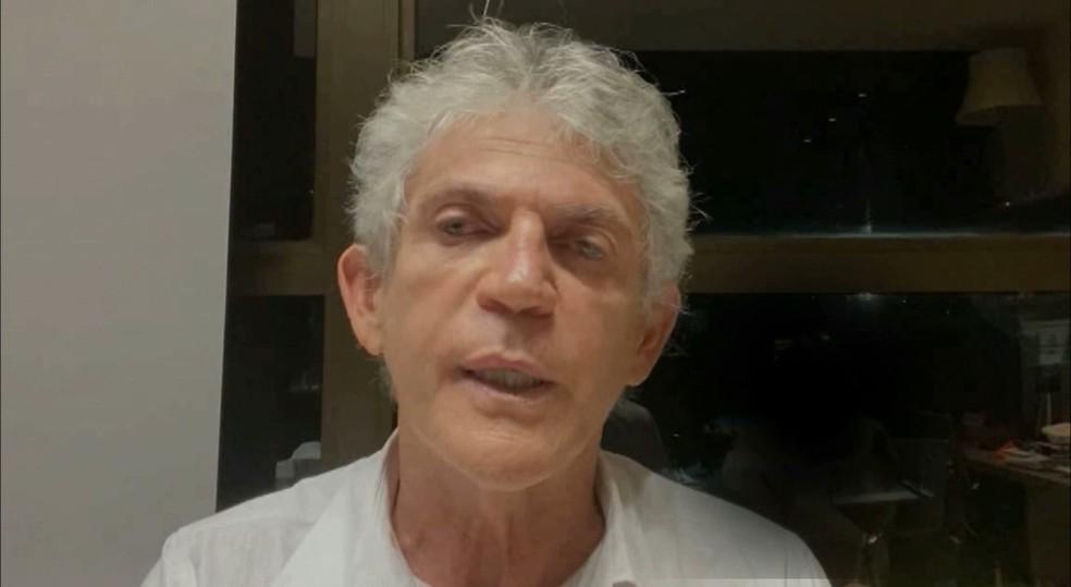 ricardo - CALVÁRIO: Gilmar Mendes mantém Ricardo Coutinho proibido de se ausentar de João Pessoa
