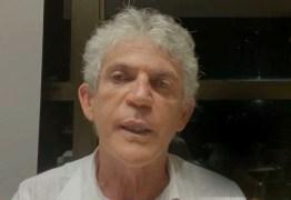 CALVÁRIO: Gilmar Mendes mantém Ricardo Coutinho proibido de se ausentar de João Pessoa