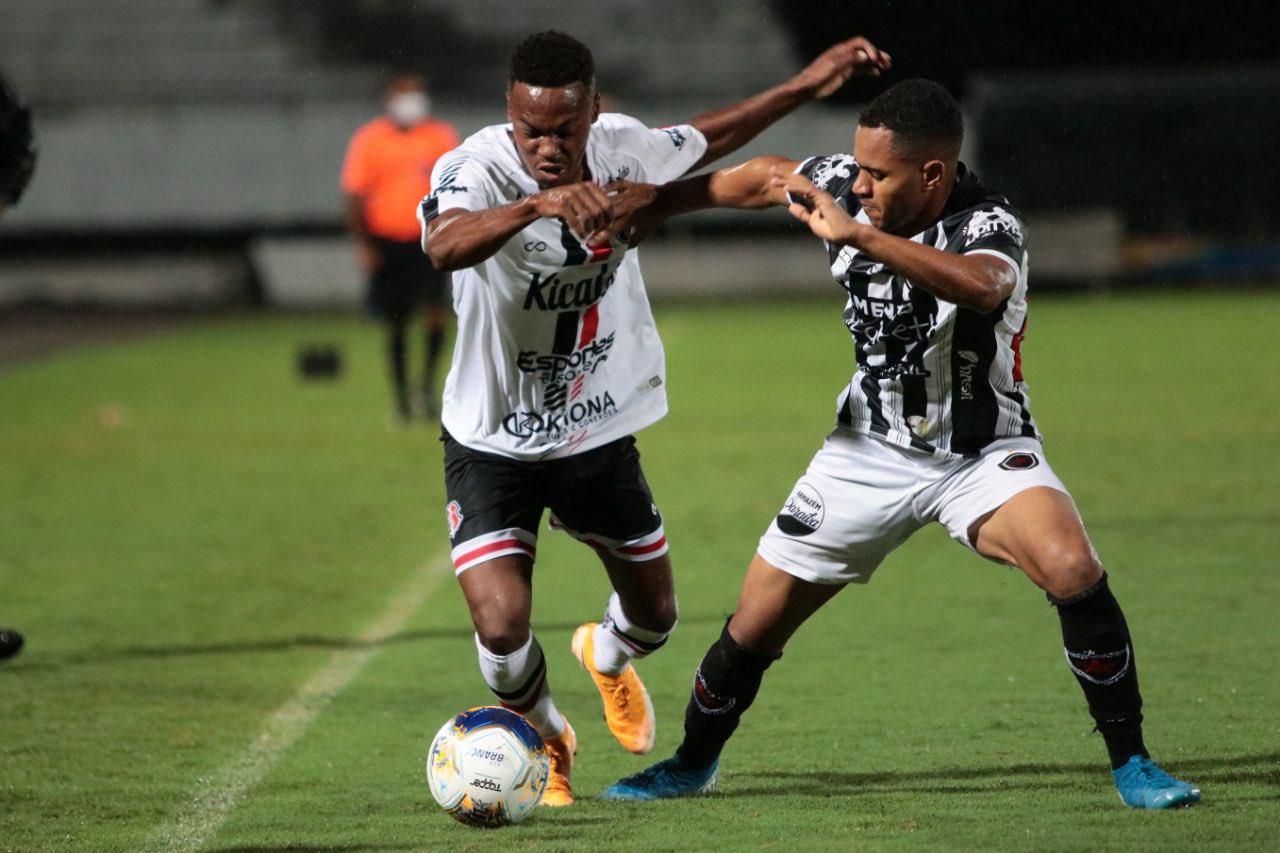santa cruz belo - Eliminado, Botafogo-PB vence Santa Cruz e encerra participação na Copa do Nordeste