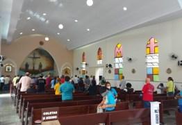 Santuário retoma celebrações presenciais em Campina Grande