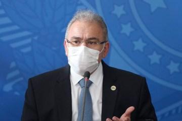 Senadores protocolam requerimento para novo depoimento de Marcelo Queiroga na CPI da Pandemia