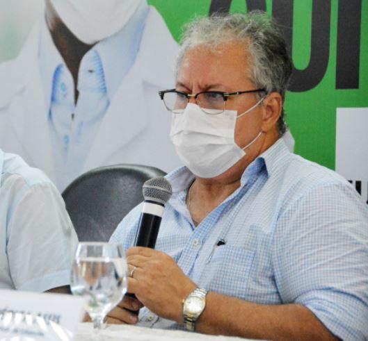 sec - Vacinação em João Pessoa foi interrompida por falta de doses, afirma secretário, retomada deve ocorrer nesta quinta-feira