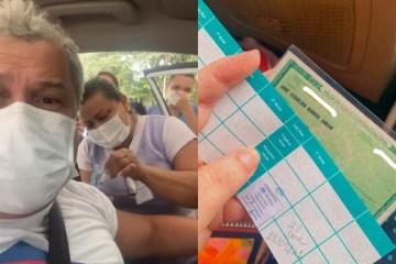 sikera jr coronavac foto montagem redes sociais tvpop 1024x632 1 - Após dizer que recusaria ''vacina chinesa'', Sikêra Jr. recebe a primeira dose do imunizante - VEJA VÍDEO
