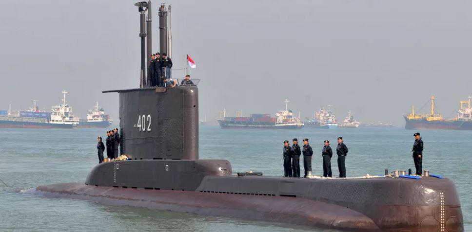 sub - Com 53 pessoas a bordo submarino da Indonésia desaparece em Bali