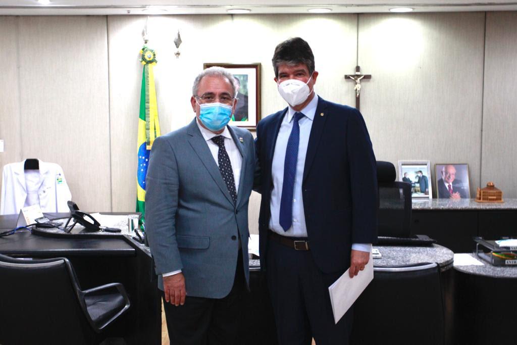 unnamed 12 - Em audiência com Ministro da Saúde, Ruy pede apoio aos hospitais e municípios da Paraíba