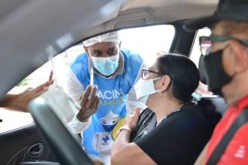 vacinacao cg - VACINAÇÃO EM JOÃO PESSOA: capital vai vacinar pessoas com comorbidades a partir de 55 anos e exigirá o título de eleitor