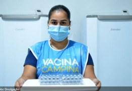 PMCG retoma nesta sexta-feira (23), vacinação contra Covid-19 e anuncia vacinação de pessoas com HIV/Aids