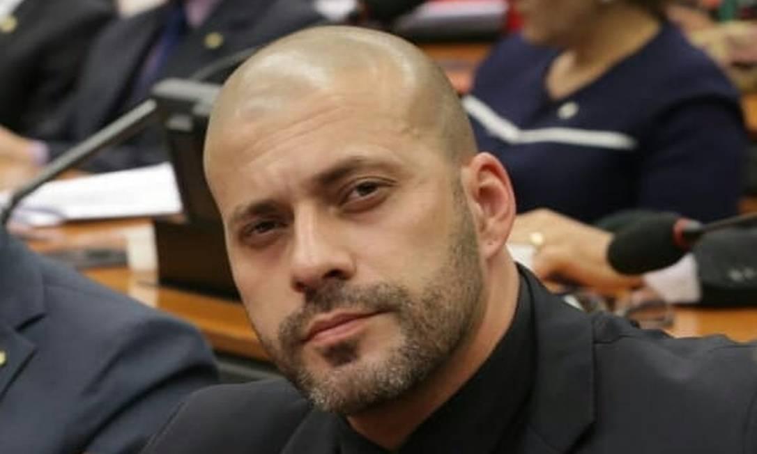 x82052701 RI04 04 2019 DEPUTADO FEDERAL DANIEL SILVEIRA. Foto reproducao.jpg.pagespeed.ic .O6yT9QTQqW - Daniel Silveira é condenado por divulgação de vídeo com falsa denúncia