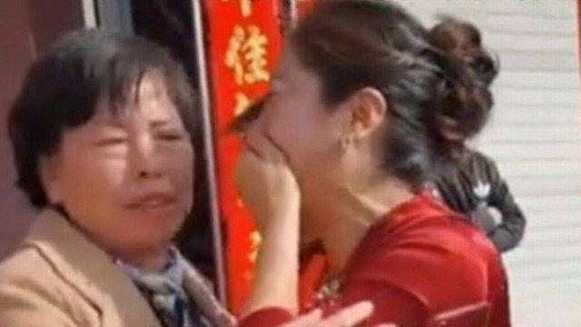 xblog bride china.jpg.pagespeed.ic .O9fYGNRu4v - Noiva descobre na cerimônia de casamento que a sogra é a sua mãe