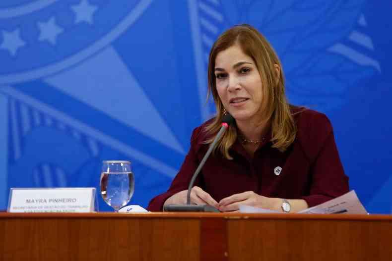20210519195259580141e - CPI ouve hoje secretária do Ministério da Saúde, Mayra Pinheiro, defensora da cloroquina