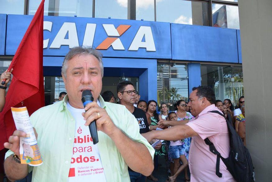 71819806 2366844720232087 5848224299994841088 o - Funcionários da Caixa Econômica farão ato nesta terça-feira em João Pessoa