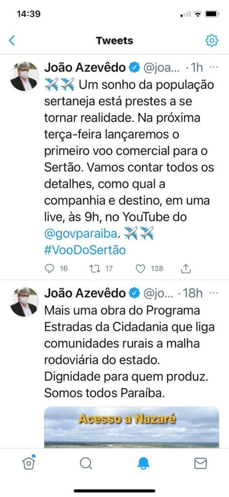 80978e44 b73d 435a bc08 7eee665cce5b 473x1024 - Governador da Paraíba anunciará primeiro voo comercial para o sertão paraibano