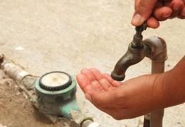 Vai faltar água em bairros de João Pessoa nesta sexta-feira, diz Cagepa; veja quais
