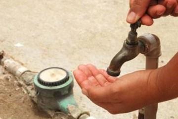 AGUA 800x600 1 - Vai faltar água em bairros de João Pessoa nesta sexta-feira, diz Cagepa; veja quais