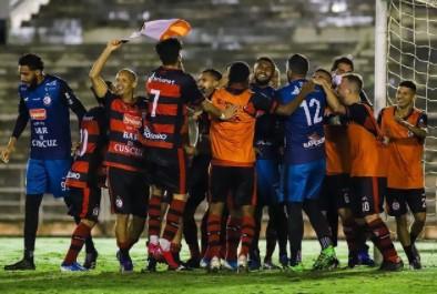 CAMPINENSE - Campeonato Paraibano: Campinense vence Atlético-PB nos pênaltis com defesas históricas de Mauro Iguatu - VEJA VÍDEO