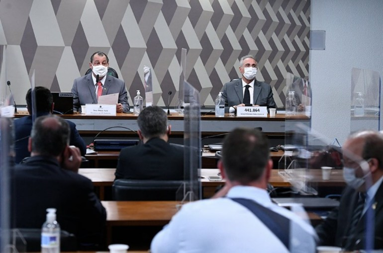 CPI da Covid 1 - CPI da Covid vai convocar dez governadores e sete prefeitos, diz Omar