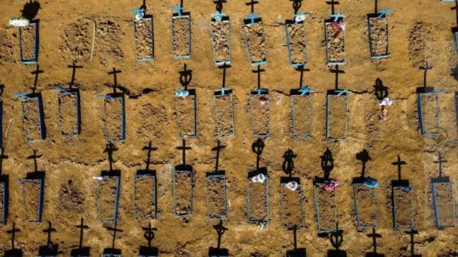 Capturar 131 - Após 2 meses, transmissão da covid rompe teto em todas as regiões do Brasil