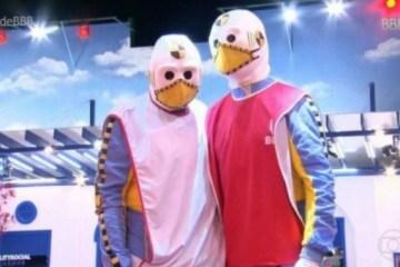 QUERIDINHOS DO PÚBLICO: Dummies do 'BBB21' finalmente revelam suas verdadeiras identidades – VEJA VÍDEO