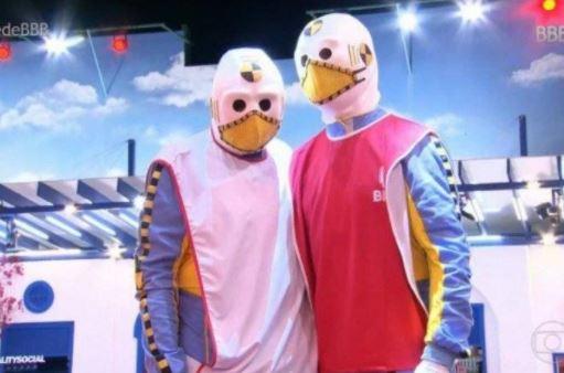 Capturar 14 - QUERIDINHOS DO PÚBLICO: Dummies do 'BBB21' finalmente revelam suas verdadeiras identidades - VEJA VÍDEO