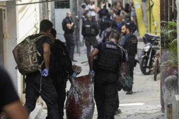 Capturar 24 - Governo do RJ fala em ação com inteligência; OAB cita 'execução sumária'